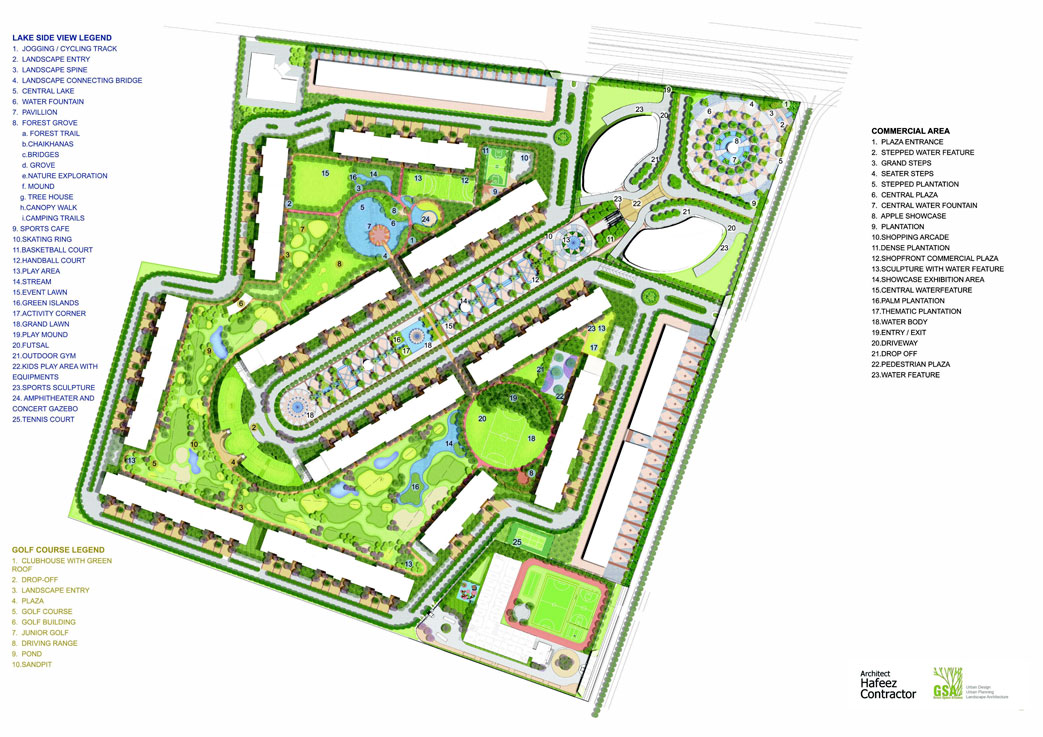 Namangan Square Green Space Alliance Urban Designers Planners Landscape Architects
